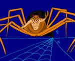 Sphidra, the Spider-god