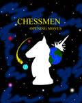 Chessmen book cover