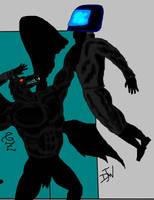 Nyhtwulf the Twilie Demon by GalaxyZento