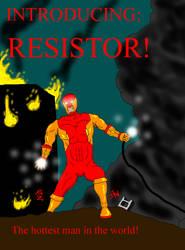 Resistor by GalaxyZento