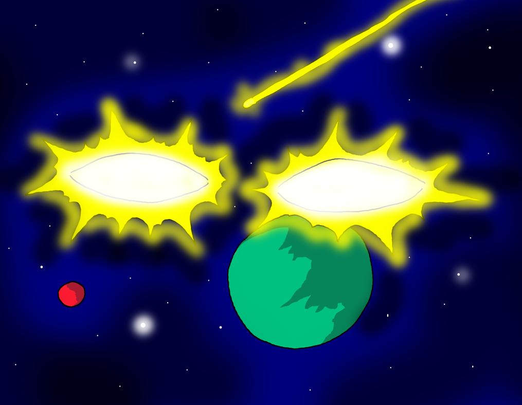 Cosmos by GalaxyZento