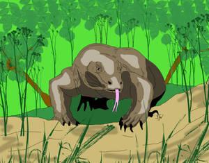 Komodo beast
