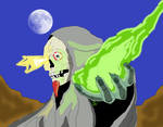 Power Ghoul by GalaxyZento