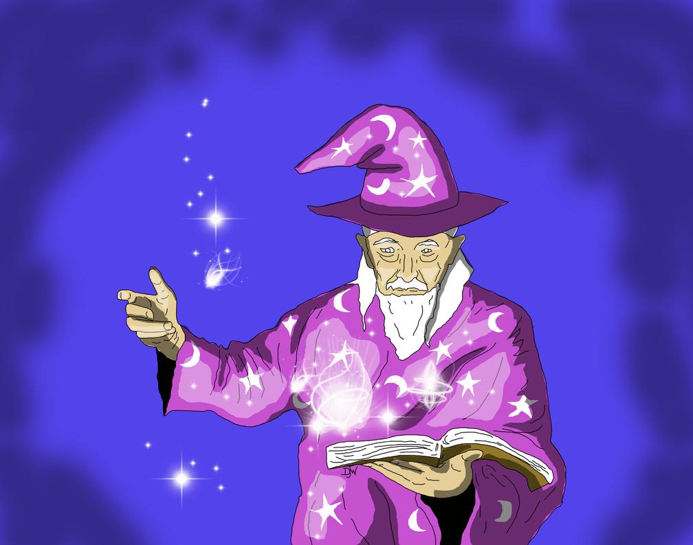 Sorcery Training by GalaxyZento