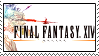 Final Fantasy XIV Stamp by LovelyDagger
