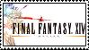 Final Fantasy XIV Stamp by LovelyDagger