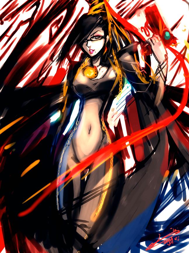 Bayonetta by LovelyDagger