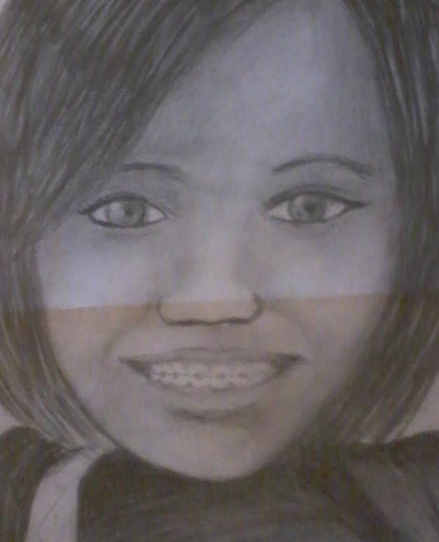 Me Drawing2 by SydneiHardwell