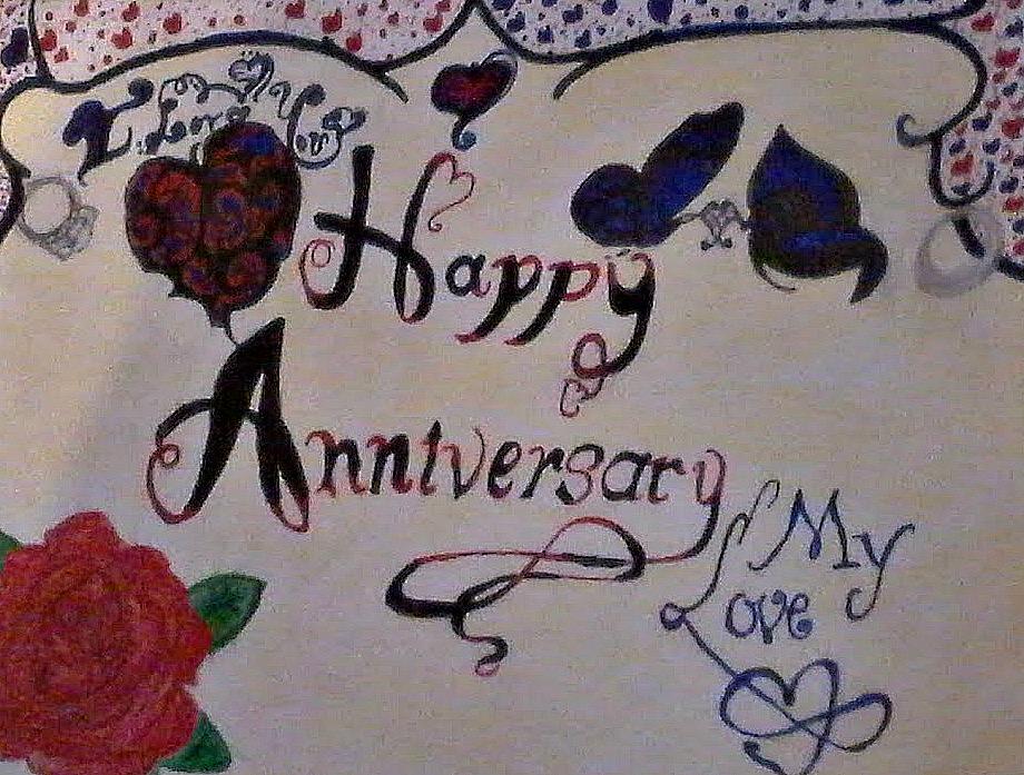 Happy Anniversary 2 by SydneiHardwell