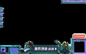 Twisted Fate and Wukong Overlay by m3ndi3