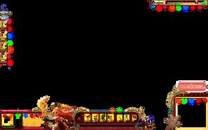 Christmas League of Legends Overlay by m3ndi3