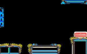 Protoss Inspired Overlay by m3ndi3