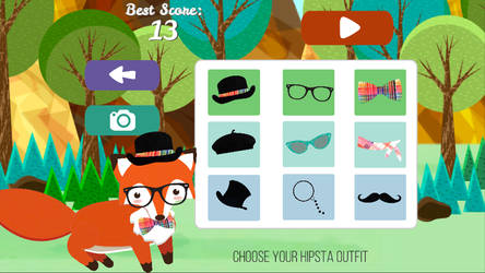 Select your Hipsta Wear