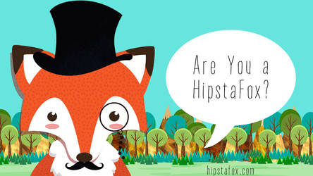 Are you a HipstaFox?