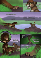 The Outcast Page 11 by DRGNFL