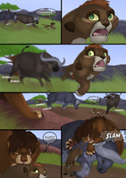 The Outcast Page 15 by DRGNFL