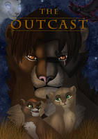 The Outcast Cover by DRGNFL