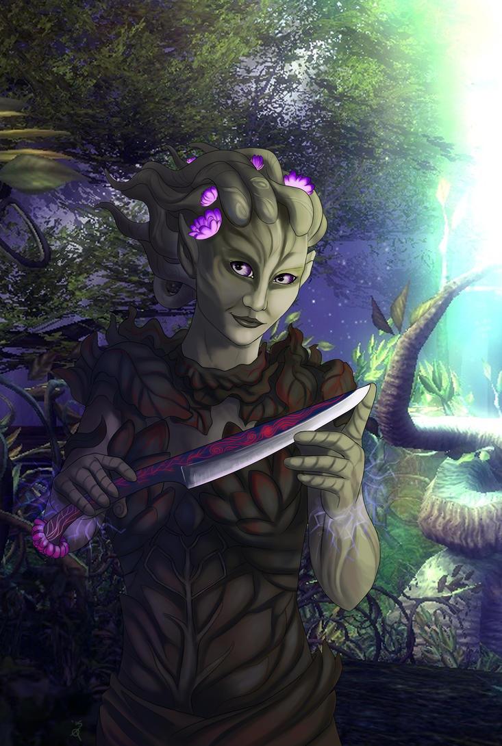 Arbor :commission: by TorazTheNomad