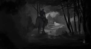 Prisoner of the road - Tokotas by DRGNFL