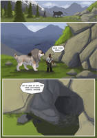 Cracks in the earth - Page 1 - Tokotas by DRGNFL