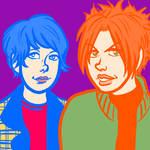 Bleu and Clover