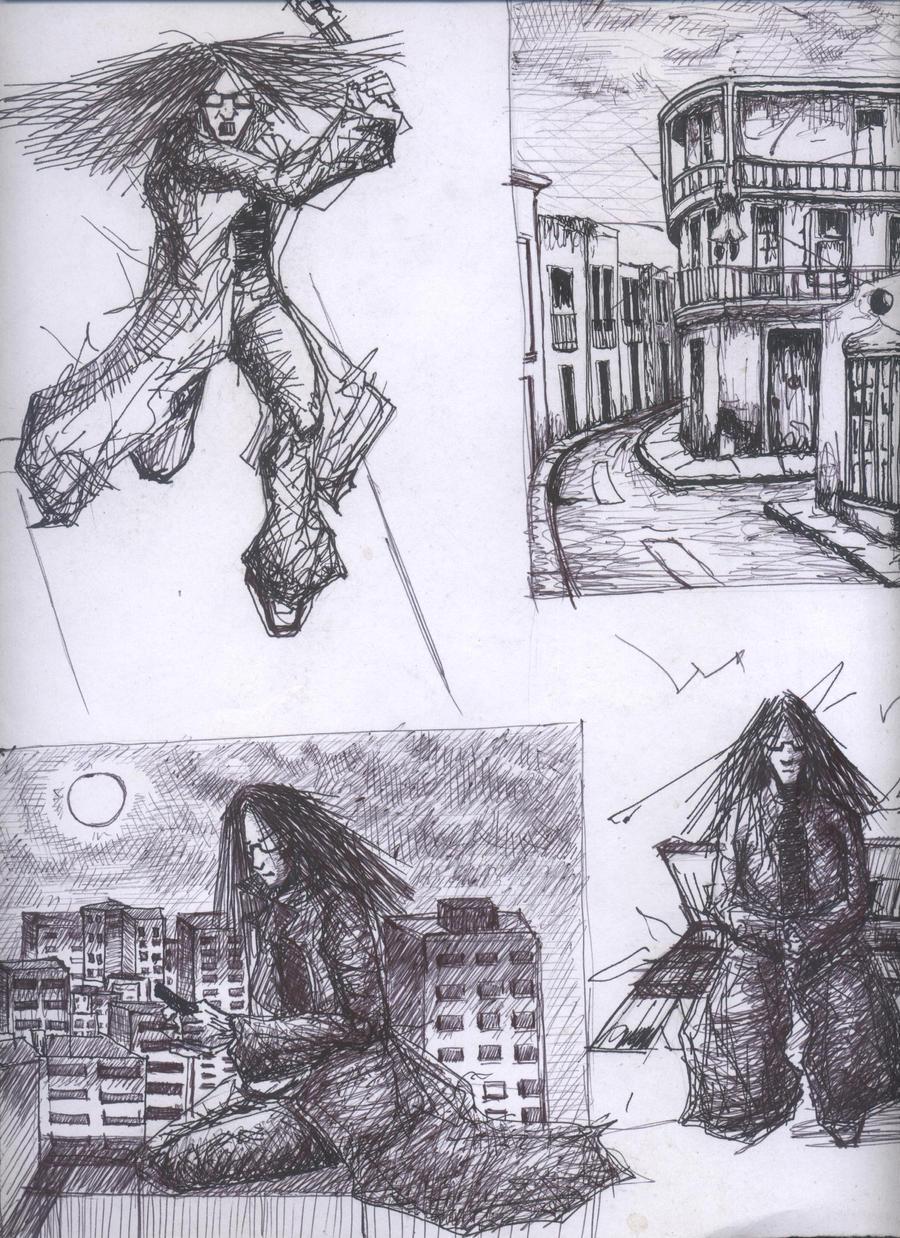 posible personaje by chanchoasado