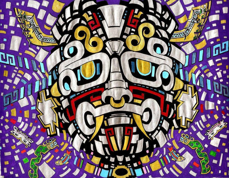 mascarachavin by chanchoasado