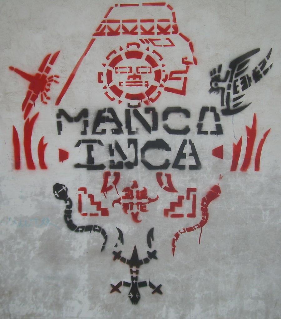 Manco Inca by chanchoasado