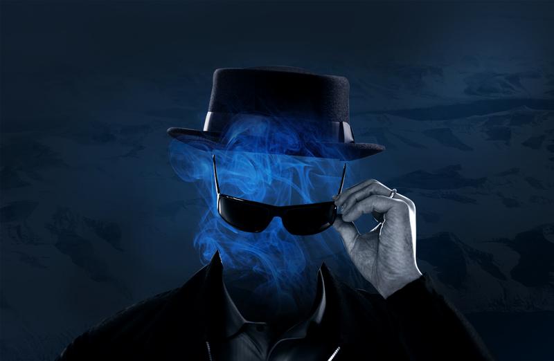 Breaking Bad Background Smoke