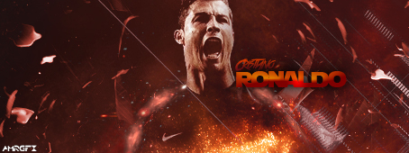 Ronaldo Sig. by AmrYasserDesigner