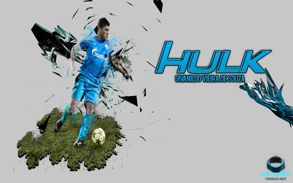 Desigtn For Hulk by AmrYasserDesigner