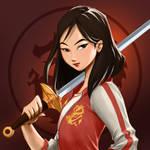 Mulan-Ralph breaks the internet version