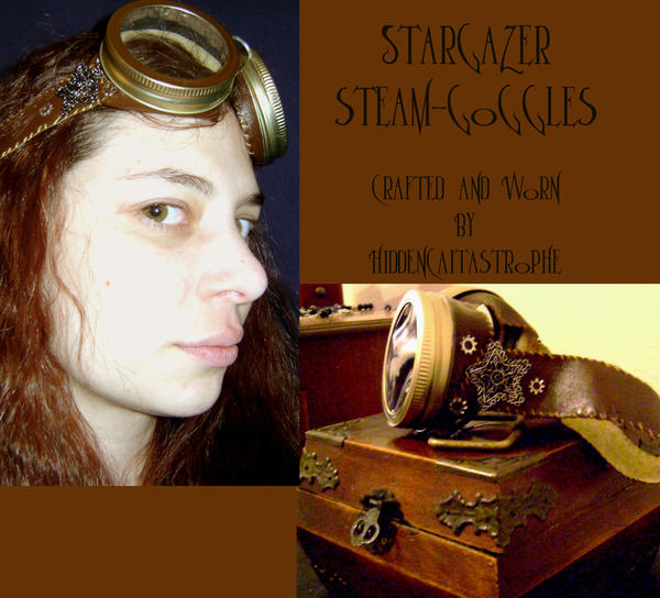 Stargazer Steam-Goggles by HiddenRelevance