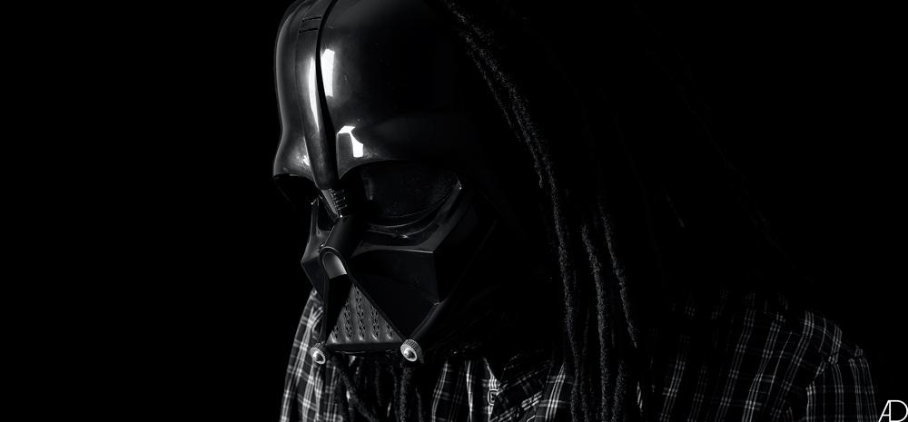 Sad Vader by hmddeen