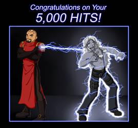 Cog and Vesz: 5000 Hits