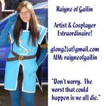 RaiyneofGailin as Jade Curtiss