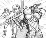 Kellhan's Last Battle