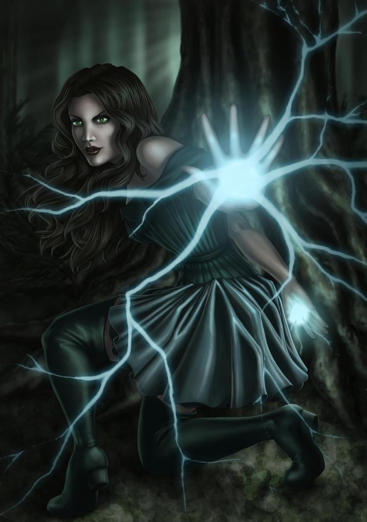 For the Light by raiyneofgailin