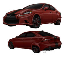 Lexus IS Custom