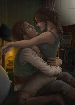 Commission: Jacob and Lara #1