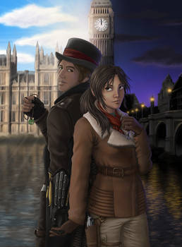 Lara/Jacob Crossover II