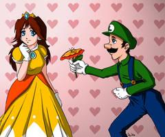 Love: Daisy and Luigi