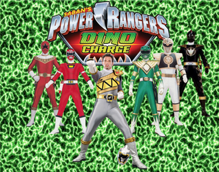 Tommy For Dino Charge