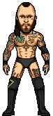 Aleister Black by dyingbreed19xx