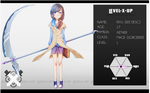 [LEVEL-X-UP] Riyu