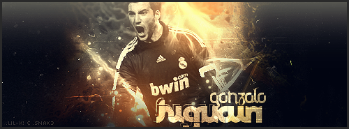 Higuain Collab' by S-nak3