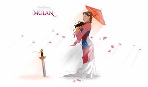 Mulan by PeeT10