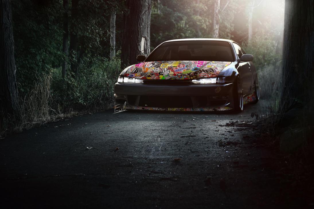Nissan Silvia S14 JDM By RidKurn