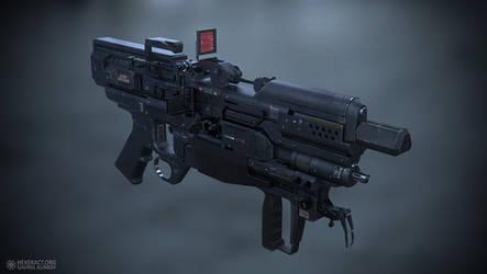 Yana B3E Compact rifle