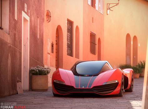 Ferrari Alenia